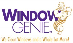 New Window Genie Logo