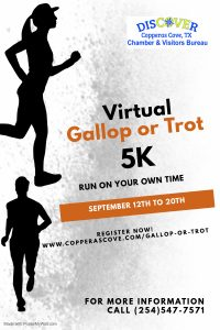 GALLOP OR TROT 2020