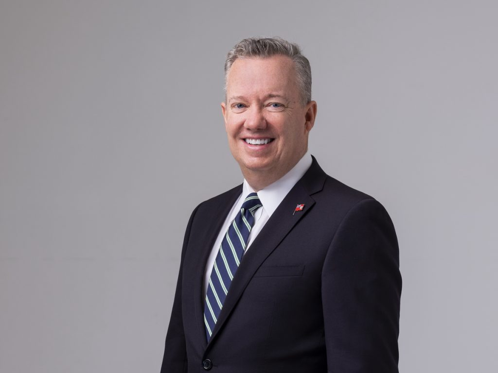 John Huff, ABIR CEO