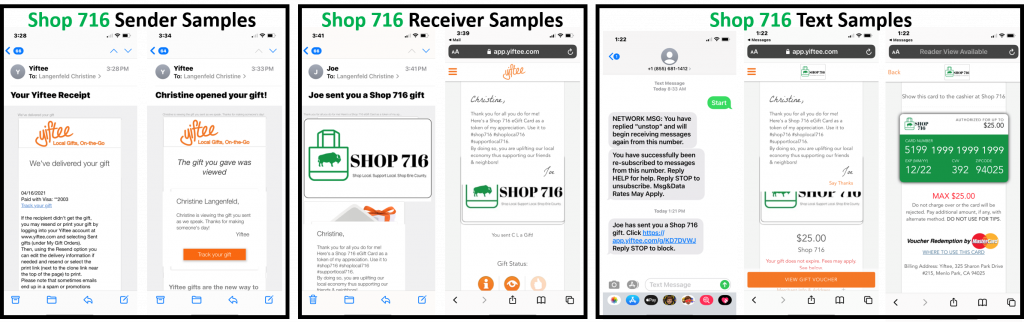 Shop 716 Screenshots