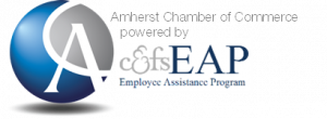 Amherst Chamber Powered by CFS Logo