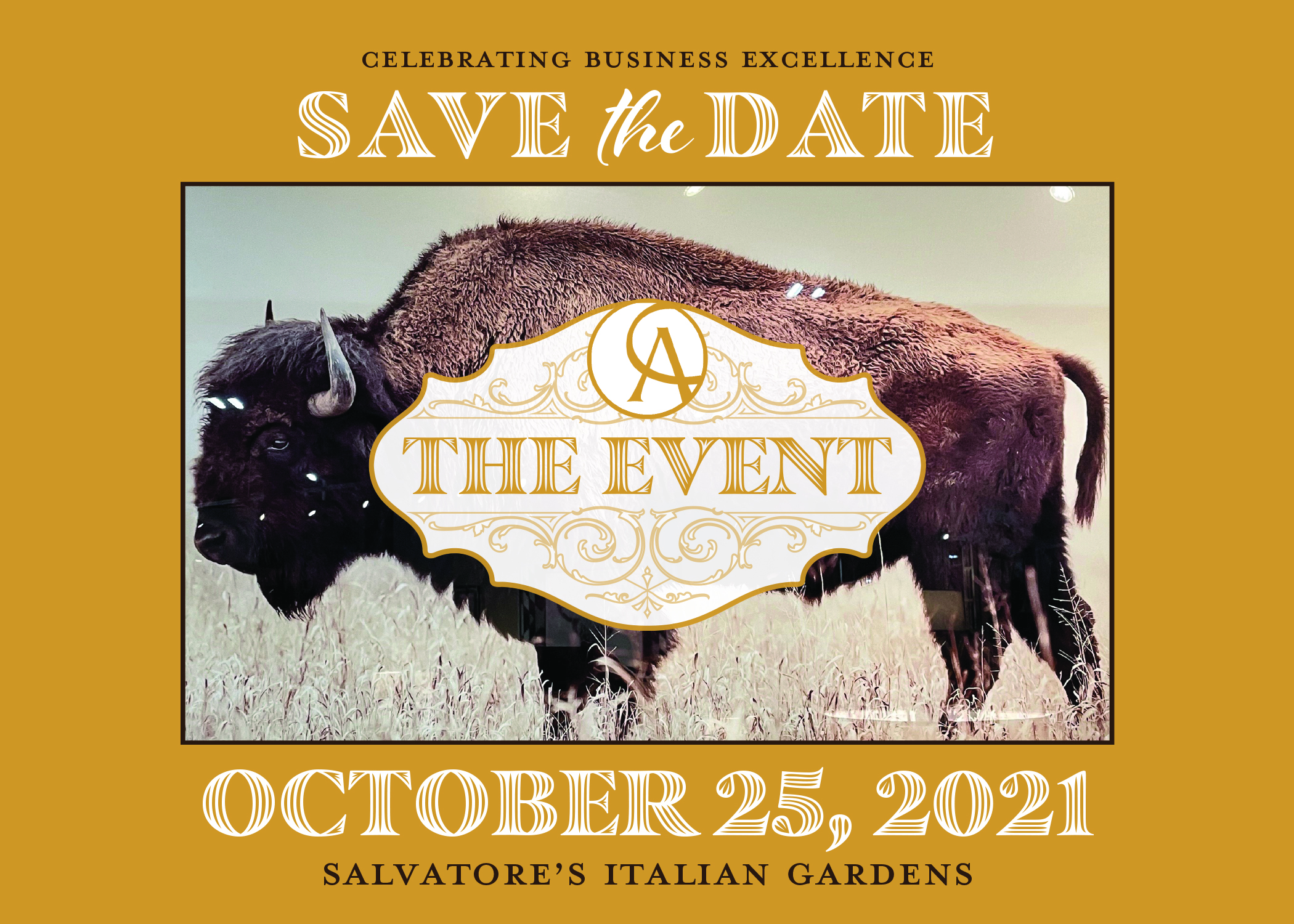 The Event 2021_Save the Date