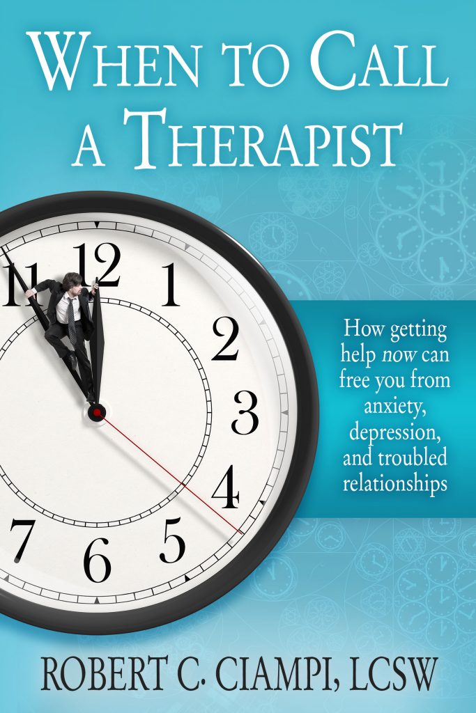 When to Call a Therapist