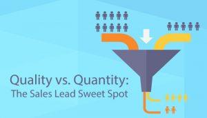 Quality v Quantity