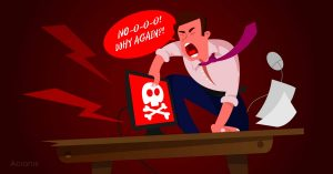Ransomware pains