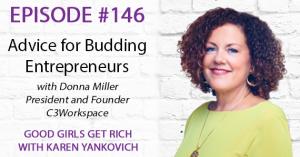 Advice for Budding Entrepreneurs