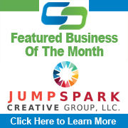 JumpSpark Creative Group, LLC. CCEDC Featured Business of the MOnth