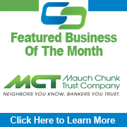 Mauch Chunk Trust Co. Featured Business of the Month