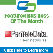 CCEDC Featured Business of the Month PenTeleData Fiber Networks