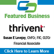 CCEDC Featured Business of the Month-Thrivent- Susan E. Lovejoy