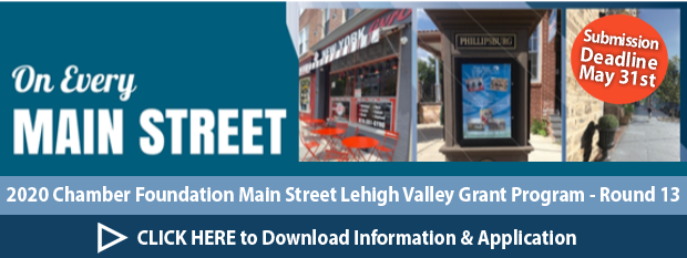 Main Street Lehigh Valley Grant Program