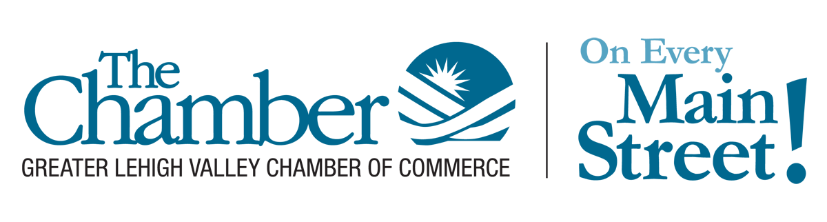 Greater Lehigh Valley Chamber Main Street Logo