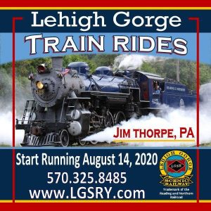 Lehigh Gorge Train Rides