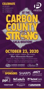 Carbon County Strong Awards Galabration