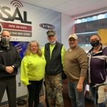 Operation Give a Gobbler Volunteers with Doc at Colossal Radio