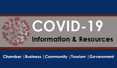 covid-19 information and resources banner