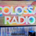 Colossal Radio Sign