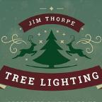 Jim Thorpe Tree Lighting Ceremony (December 3)