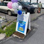Dog Wash event sign