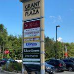 Grant Professional Plaza marquee