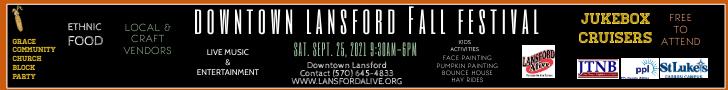 Lansford Downtown Fall Festival