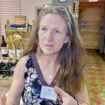 Dr. Lisa Bleicher talking