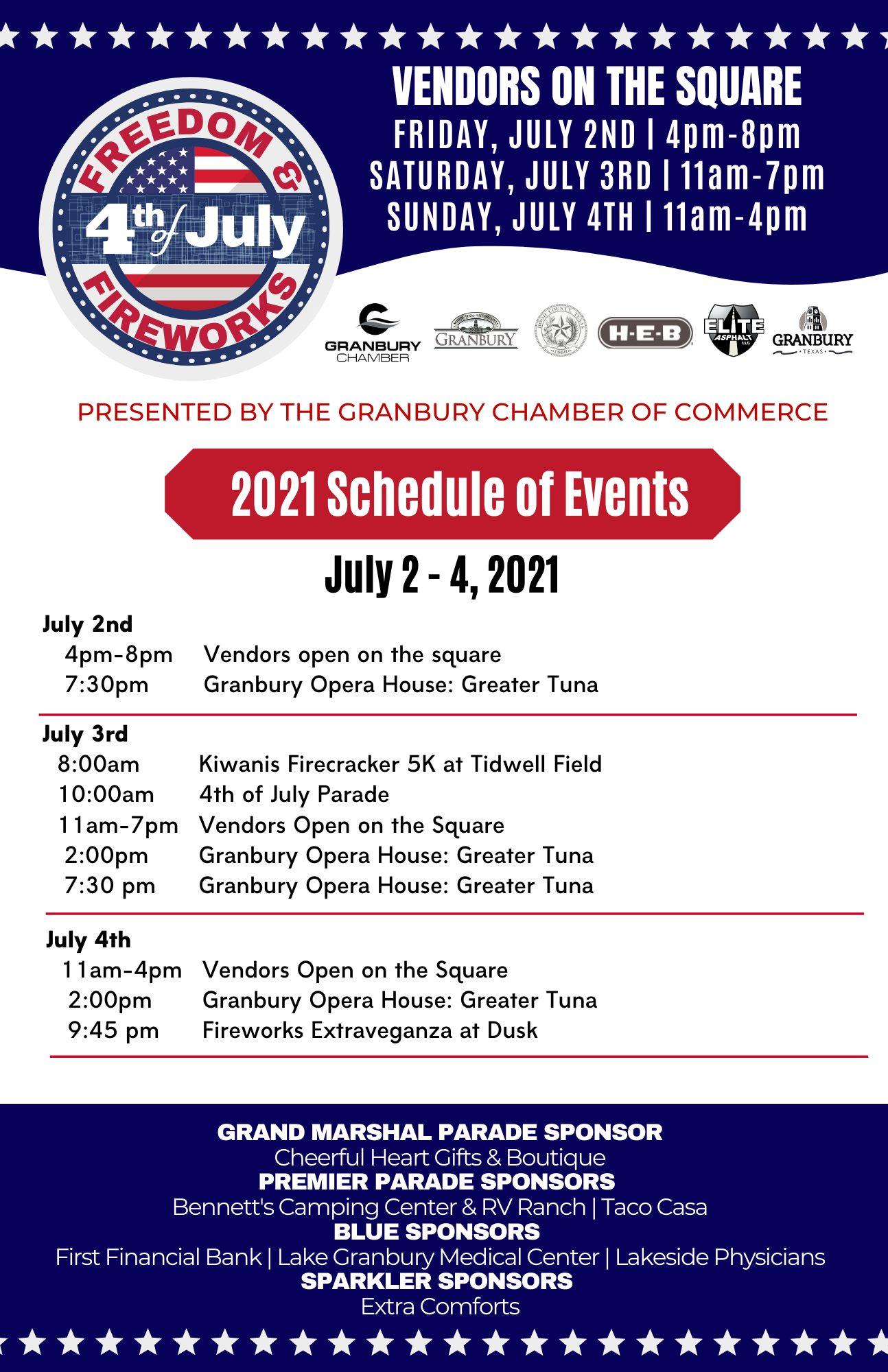 July 4th 2020 Schedule Half Sheet (1)