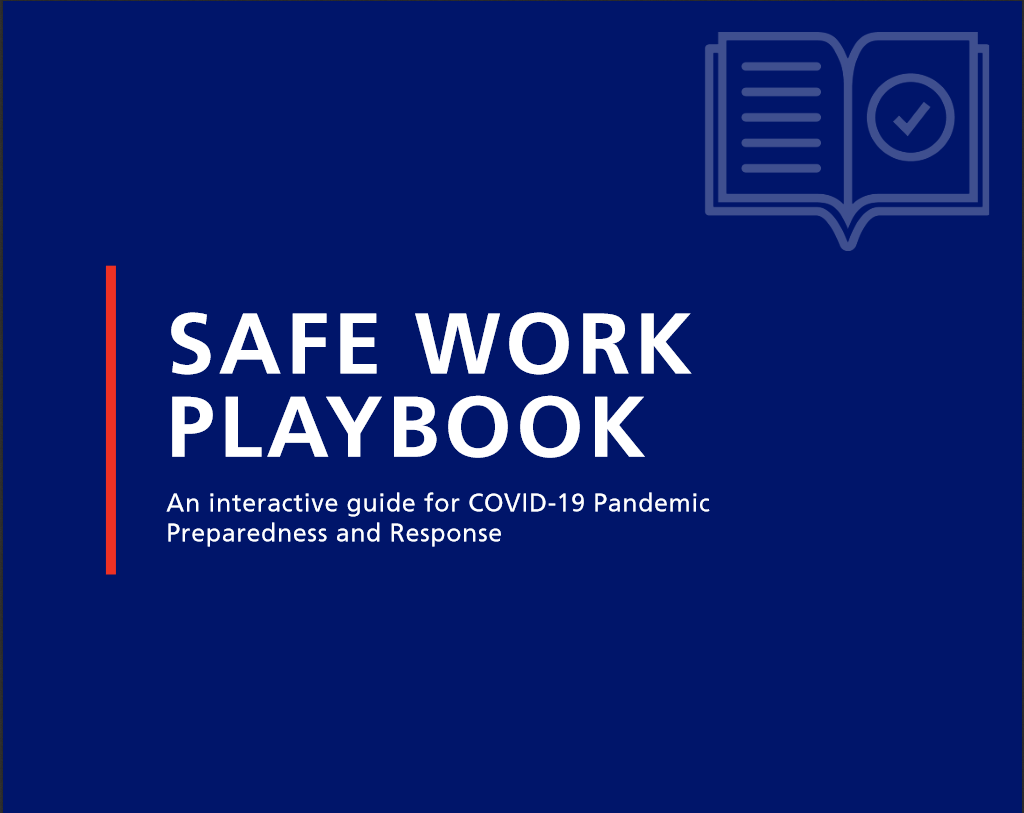 Safe Work Playbook: An Interactive Guide for COVID-19 Pandemic Preparedness and Response (Lear)