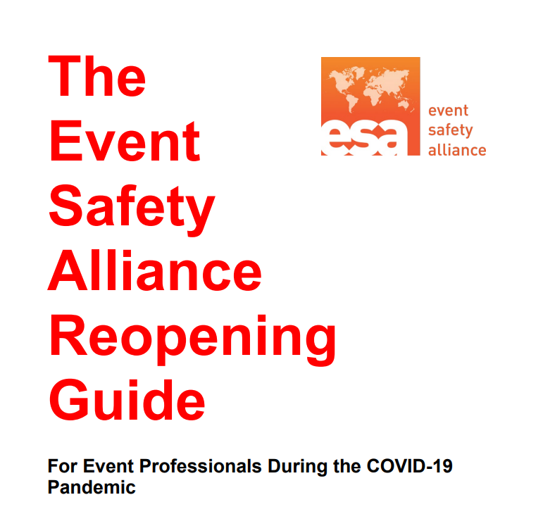 The Event Safety Alliance Reopening Guide