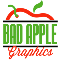 Bad Apple Graphics logo