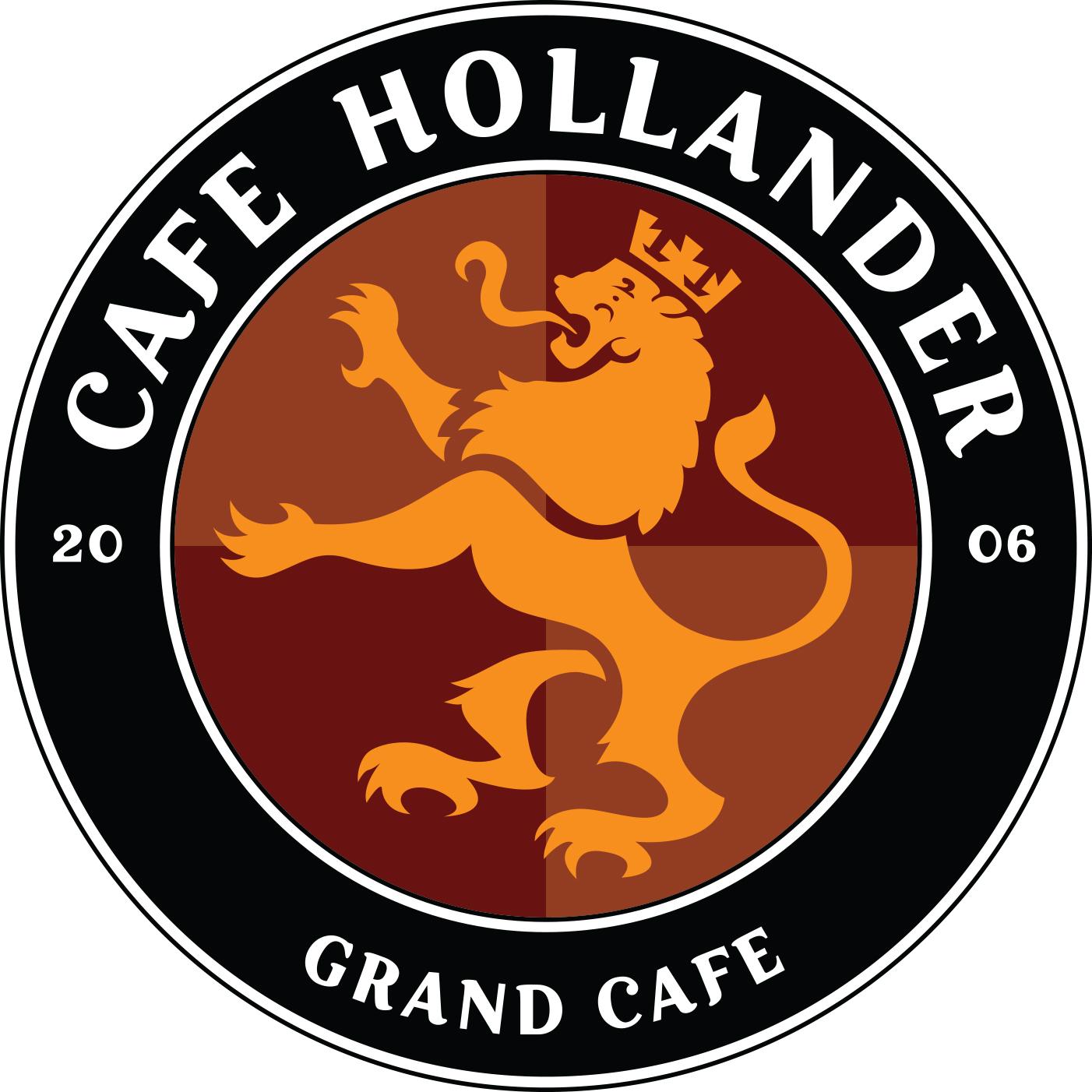 CafeHollanderLogo