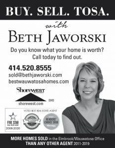 Shorewest Free Ad for Tosa