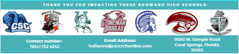 Impacted Broward County Schools