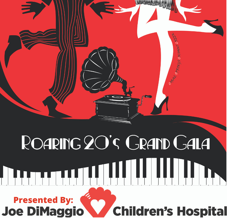 Roaring 20's Grand Gala presented by Joe DiMaggio Children's Hospital