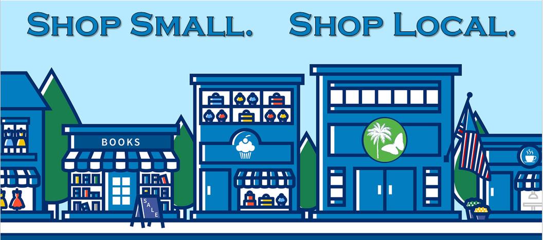 Shop Small. Shop Local.