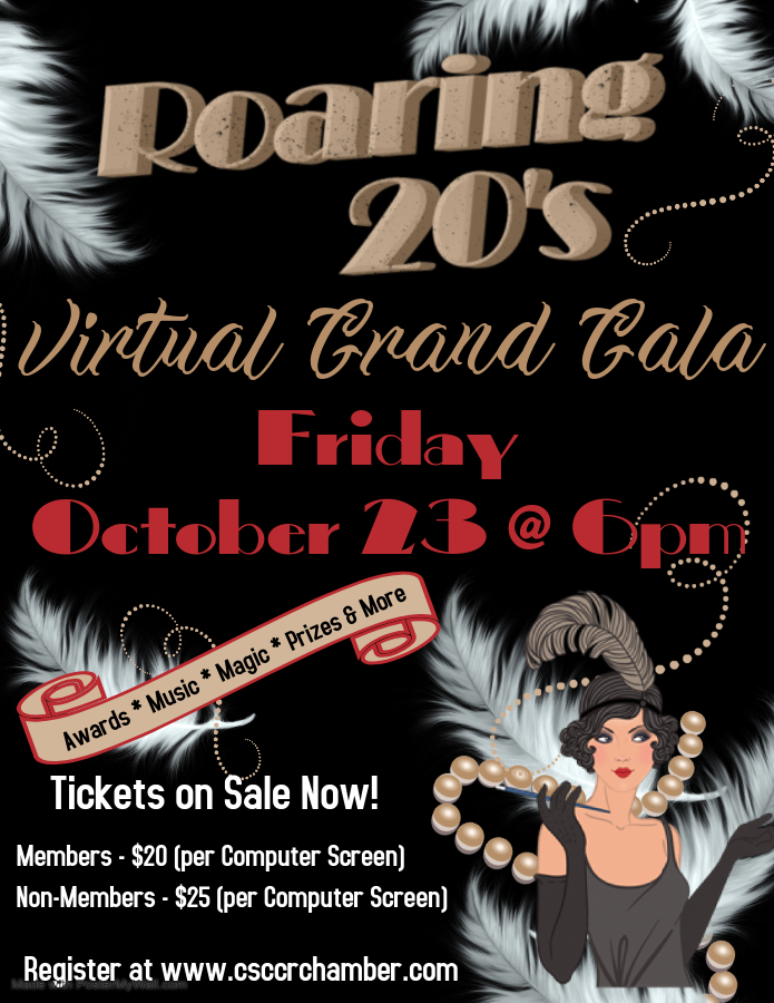 Roaring 20's Grand Gala presented by JoeDiMaggio Children's Hospital