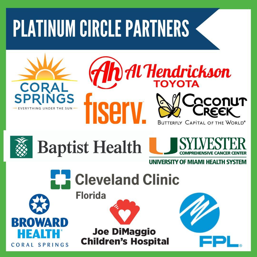 platinum circle graphic