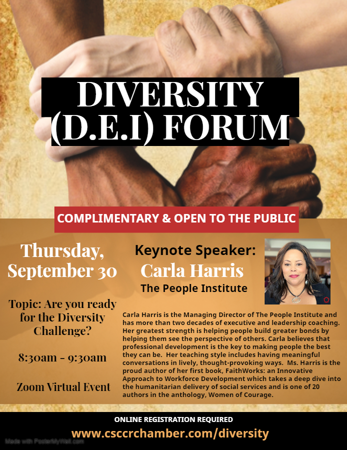 Diversity Equality Flyer