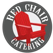 red chair catering logo