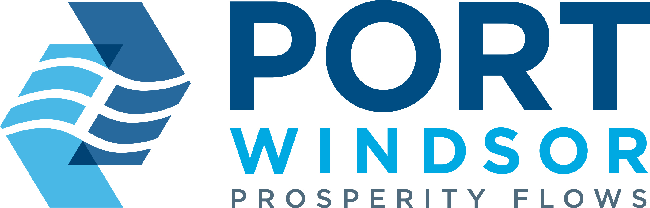 Port Windsor Logo Colour