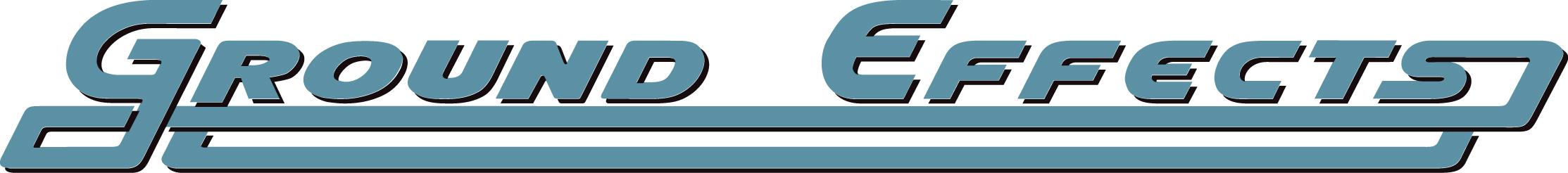 Ground Effects 2013 Logo