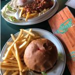 DineYQG Week 6 winner - Jodie A's meal from Kurley's AC