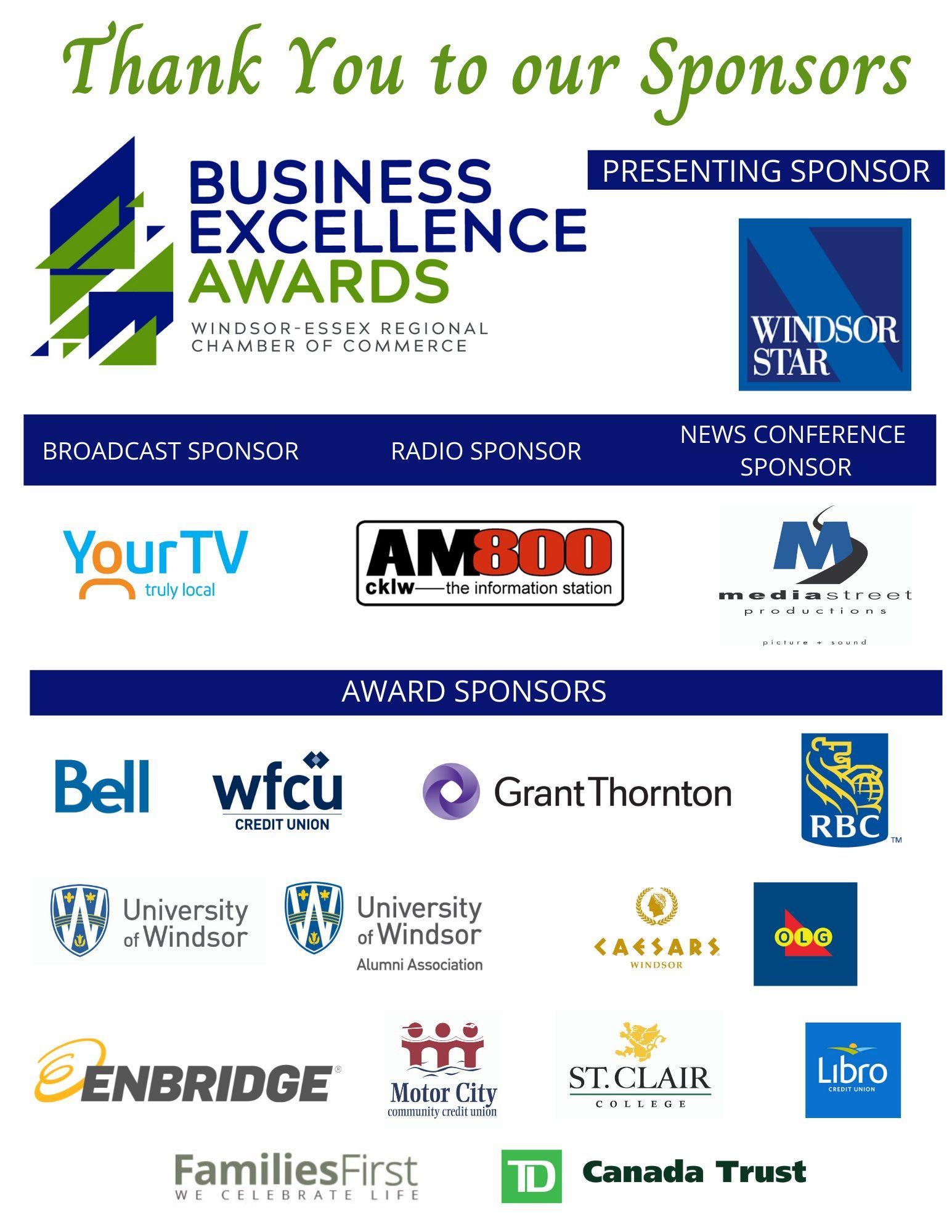 BEA Official Program - Sponsors