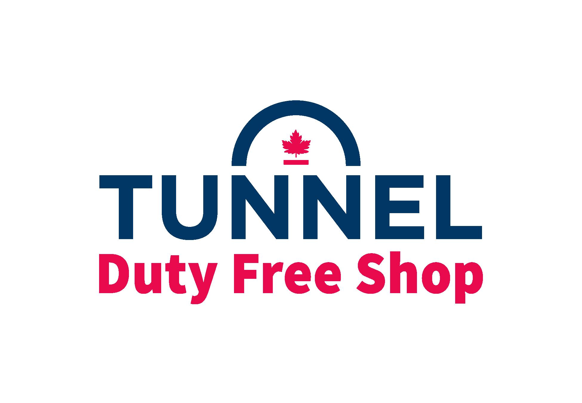 Windsor-Detroit Tunnel Duty Free Shop Logo v2