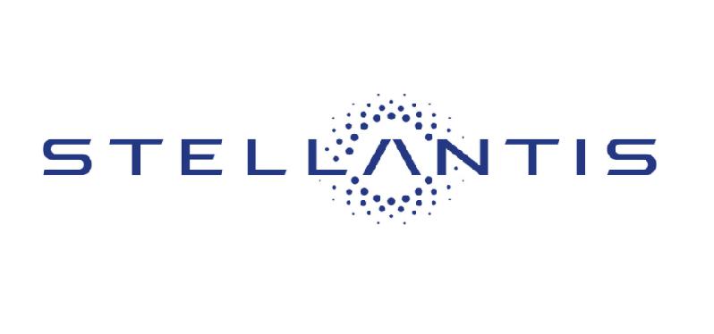 STELLANTIS White Logo