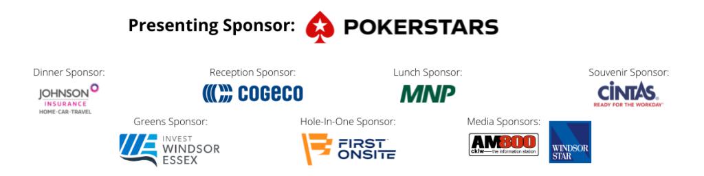 85th Golf Sponsors