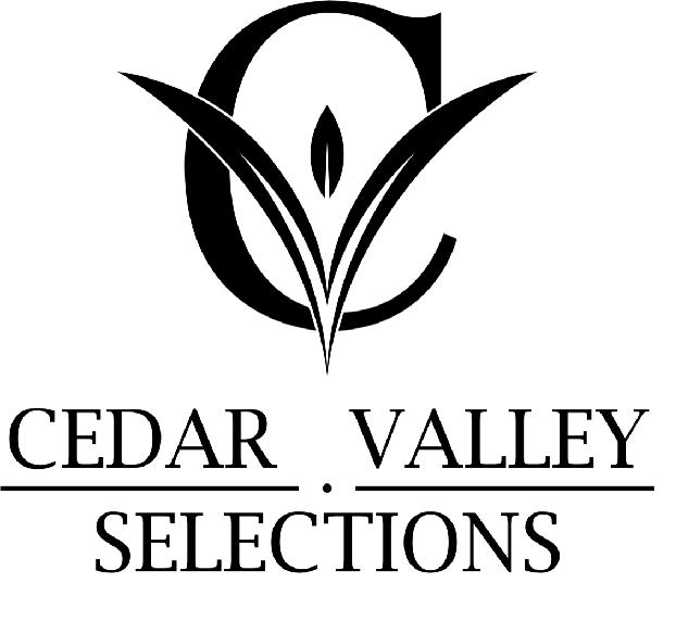 Cedar Valley Selections Logo#2