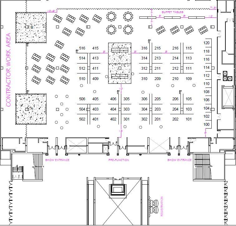 ABQ Floor Plan
