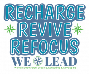 Die Cut_With Logo_weleadrechargereviverefocus