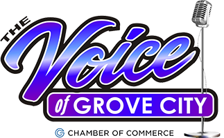 Voice of Grove City Logo
